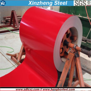 Prime Quality Dx51d Color Coated Prepainted Galvanized Steel Coil pictures & photos