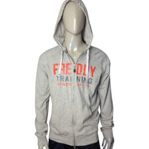 Men′s Printing Hoody Long Sleeve Hoodies Fleece Jacket pictures & photos