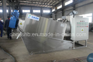 Sludge Dewatering Screw Pres S, Solid-Liquid Separator, Sludge Dehydrator pictures & photos