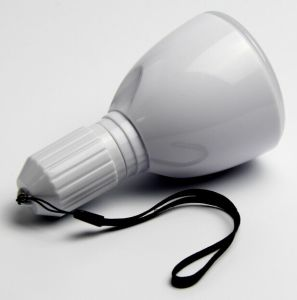 Solar LED Bulb Lamp Torch with Hang Light pictures & photos