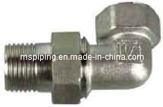 Screw Fittings in Brass Male and Female Elbow pictures & photos