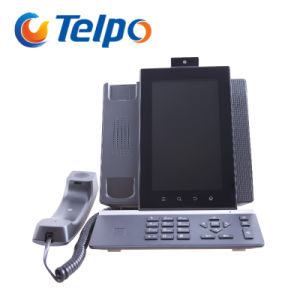 Telpo High Tech Cordless IP Video Phone pictures & photos