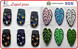 LED Light Fashion Lapel Pin/Badge (FS2013-3233) pictures & photos