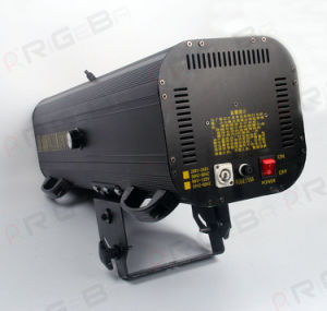Stage Light Five Color+White Gobo Customization for 300W LED Follow Spot Light pictures & photos