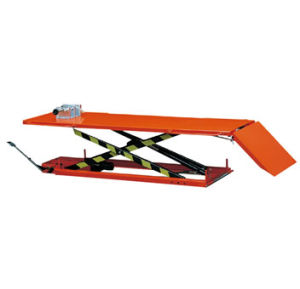 Motorcycle Scissor Lift Table (TC500) pictures & photos