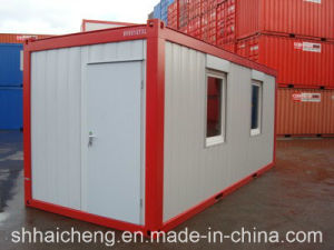 Movable House, Prefabricated House, Container Office (shs-fp-office058) pictures & photos