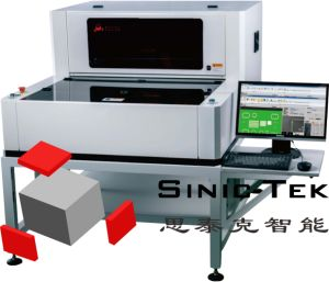 3D Solder Paste Inspection Equipment Desktop Spi T-2010A PCB Board pictures & photos