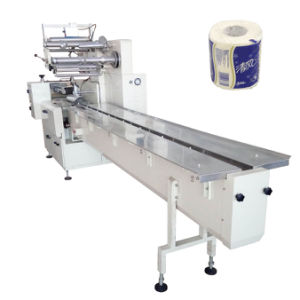 Toilet Tissue Paper Sealing Machine Toilet Tissue Paper Sealing Machine pictures & photos