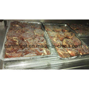 Tunnel Quick Freezer for Dumplings Seafood Factory Directly Supply pictures & photos