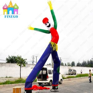 Finego Sky Air Puppets Sky Dancer Inflatable Dancing Air Tube Man pictures & photos