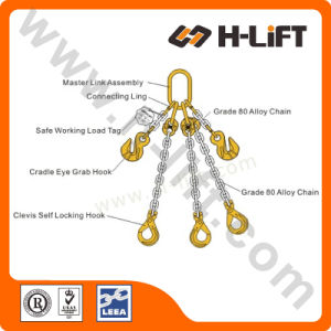 Grade 80 Triple Leg Chain Sling pictures & photos