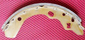 Car Brake Shoe Steel Brake Shoe Brakr Parts Brake Rotor