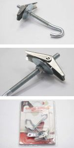 Wholesale High Quality Healthy Iron Hanging Hooks Screw Eye Hook pictures & photos