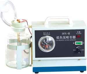 Hot Sale Negative Pressure Suction Unit with Certificates pictures & photos