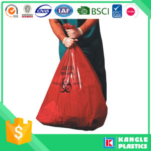Plastic Colorful Printed Medical Waste Bag for Hospital pictures & photos