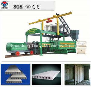 Tianyi Specialized Hollow Wall Machine Gypsum Board Making Equipment pictures & photos