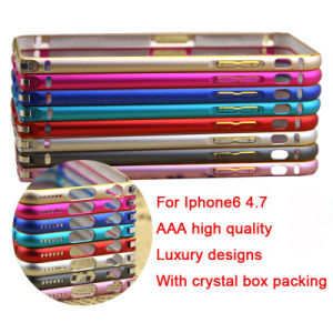 Metal Bumper Cases for iPhone 6g pictures & photos