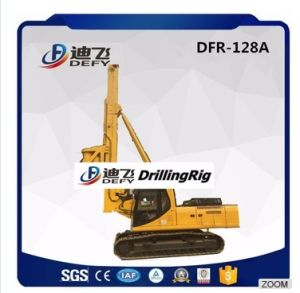 Dfr-128A Hydraulic Static Pile Driver Drilling Rig pictures & photos