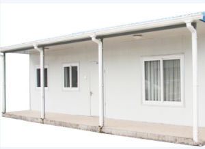Sandwich Panel Easy Installation Prefabricated House pictures & photos