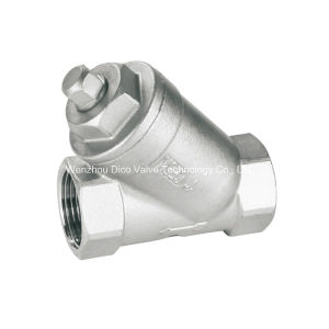 304 Stainless Steel Y Type Filter Manufacturer in China pictures & photos