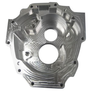 CNC Machining of Aluminium Material for Machines pictures & photos