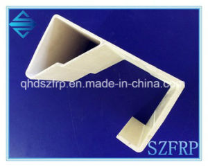 Fiberglass Pultruded Profiles, Fiberglass Construction Material, FRP Pultruded Profile pictures & photos