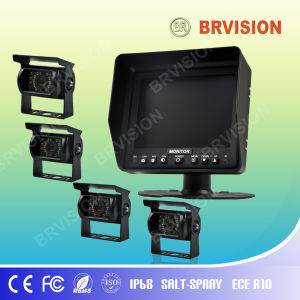 "1/3"" Color CCD Panel TFT LCD Monitor for Commercial Vehicle pictures & photos"