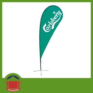 Advertising Teardrop Flags for Display pictures & photos