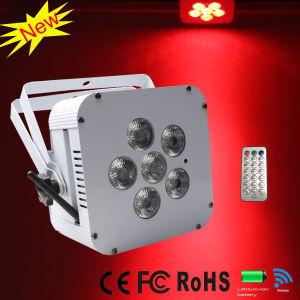 Super Bright 6PCS RGBWA 15W LED PAR Light