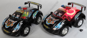 Light up Police Car Toy Candy (130505) pictures & photos