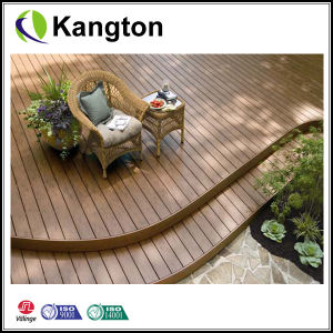 Outdoor Wooden Stairs WPC Decking pictures & photos