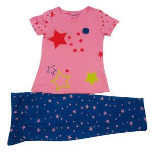 Summer Baby Girl Kids Suit in Children Wear pictures & photos