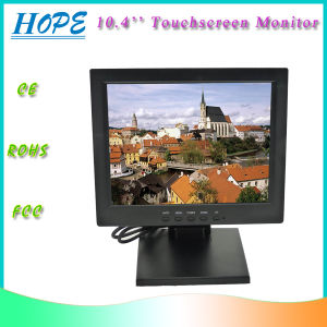 10.4 Inch Touch Screen Monitor / LCD Touch Monitor pictures & photos