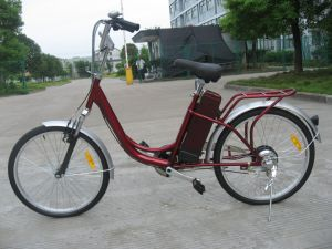 Steel Frame Cheap City Electric Bicycle pictures & photos