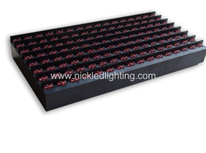 Outdoor High Quality P16 Single Red Color LED Module pictures & photos