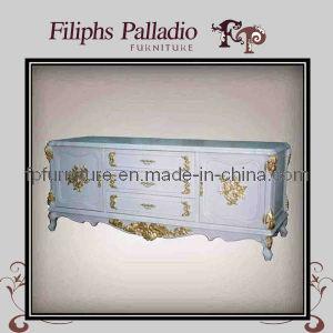Luxury European Home Furniture - Floor Cabinet (1600DG)