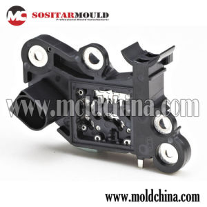 Overmolding Plastic Injection Mold for Electronics pictures & photos