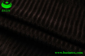 Knitting Corduroy Stripe Sofa Fabric (BS4020) pictures & photos