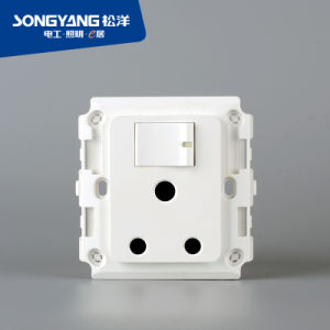 New Series Power Plug Wall Switch pictures & photos