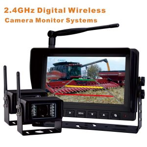 7 Inches Digital Wireless Monitor Camera System Parts for Volvo Truck (DF-766M2362) pictures & photos