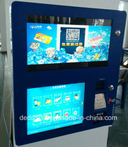 19′′ Wall Mounted Touch Screen Kiosk pictures & photos