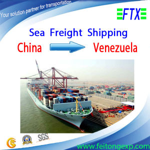 Sea Shipping From China to La Guaira, Venezuela
