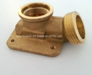 Customized Brass Forged Pump Connector (ZIC-90004) pictures & photos