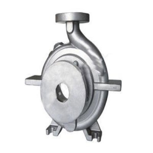 Stainless Steel Investment Casting Pump Body pictures & photos