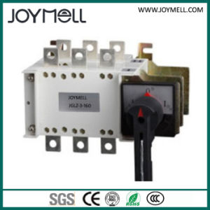 Dual Power 160A Manual Transfer Switch pictures & photos