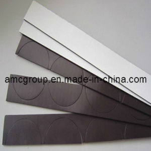Flexible Rubber Magnetic Tape with Adhesive Tape pictures & photos