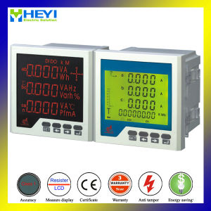 Multi Tariff Harmonic Measure Monitor Meter with Modbus pictures & photos