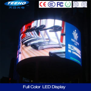 P10 Full Color LED Display pictures & photos