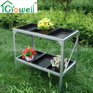 Aluminium Seed Trays Shelving for Greenhouse (S212T-S6) pictures & photos