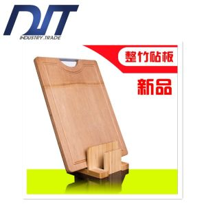 High Quality Bamboo Cutting Board with Sink with Custom Logo pictures & photos
